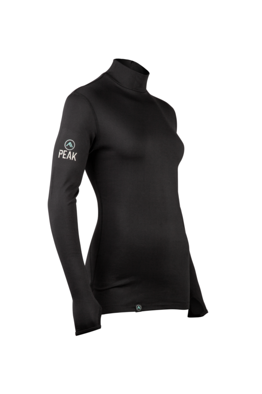 Women's Warmer Mock Neck